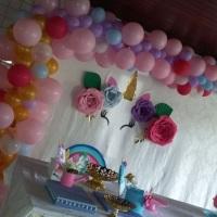 Ornamentação Balões Desconstruidos
