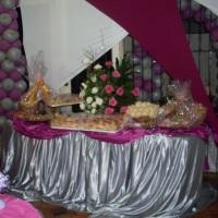 toalha p/mesa de buffet e de bolo