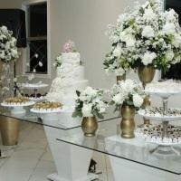Casamento no salão Blooming.