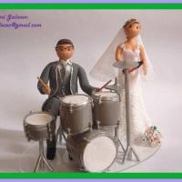 Noivo baterista