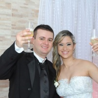 Bruno e Ana Paula