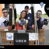Ação de Fotos Uber