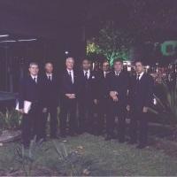 Casamento no clube Caiças na Lagoa - RJ