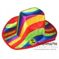 chapéu cowboy, diversos modelos