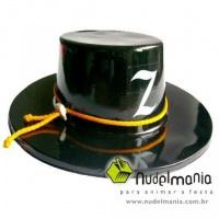 chapéu Zorro e outros personagens