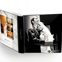 Modelo Album de Fotos de Casamento