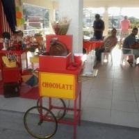 Espetinho de chocolate (Rodo Choco)