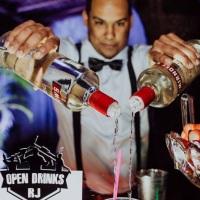 Facebook: Open Drinks RJ - Serviço de Open Bar  Whatsapp: 21 9 7575-2575  Instagram: @OpenDrinks