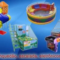 Aluguel Locação Vendas Brinquedos Infláveis