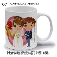 CANECAS PARA CASAMENTOS E GERAL