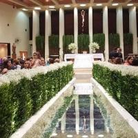 Igreja Bauru-SP - Passarela de Espelhos