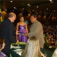 Premiação de Melhor Aluno do Curso de Graduação em Tecnologia em Eventos