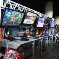 Evento SuperCon 2014 - Área de Games