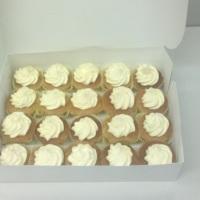 Mini cupcake de Abacaxi
