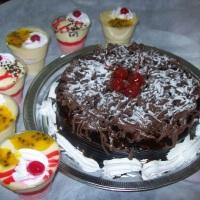 Torta e mousses