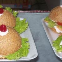 Sanduíche Natural com pão integral