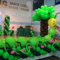 esculturas em balão