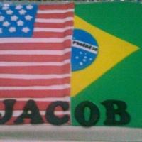 Bolo bandeira