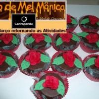 Pão de Mel Mônica Rosas