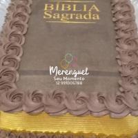 Bolo livro BÍBLIA