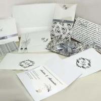 Convites Tradicionais na cor e papel desejado