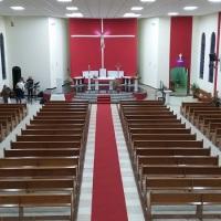 Interior da Igreja, Plano Geral