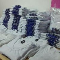 Produção de camisas
