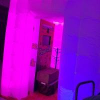 Cabine Fashion muda de cor durante o evento