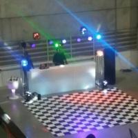 nosso som e luz festa Neon