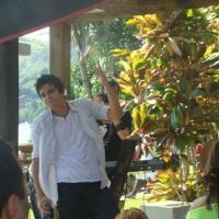Show do Luan Santana na Ilha de caras.