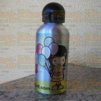 Squeeze Alumínio - 400ml