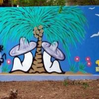 Muro de Jardim Estilizado