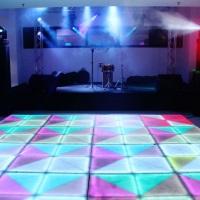 Aniversário de 30 anos Vivian , Realizado no Clube XV em santos/SP. Som , iluminação e Pista de LED