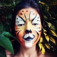 Que tal um tigre?!