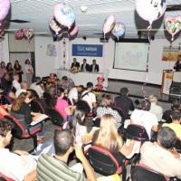 Baloes Metalizados com Gás Helio para Eventos Empresarias