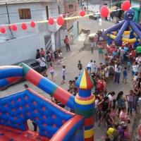 Super Castelão + Polvo Maluco/festa comunitária