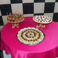Buffet de doces tradicionais e finos