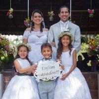 Casamento Lucas e Camila