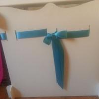 Caixa de presentes provençal. Temos todas as cores de fitas!