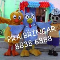 PINTINHO AMARELINHO, GALINHA PINTADINHA E JOÃOZINHO