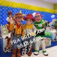 WOODY, JESSIE E BUZZ LIGHTYEAR DO TOY STORY