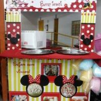 buffet infantil - todos os temas