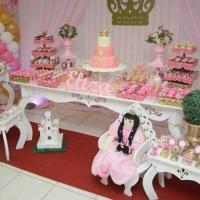 Linda festa Primeiro Reinado (tendência para o 1º aninho)