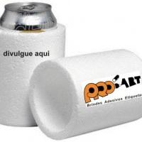 PORTA LATA DE ISOPOR