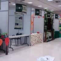 feira e exposições -stand 2x2