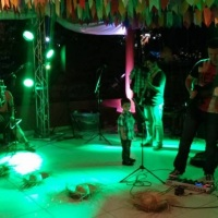 Iluminação e Grid para Festas e Bandas