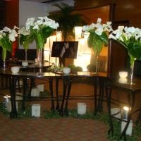 Mesa de doces - Hotel Ouro Minas