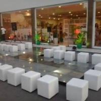 Aluguel de Pufes para festa e eventos em Fortaleza