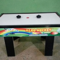 mesas aero hockey