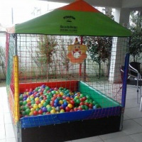 piscina de bolinhas 1.50